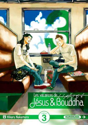 Vacances de Jesus et Bouddha (Les) T.03 | 9782351425893