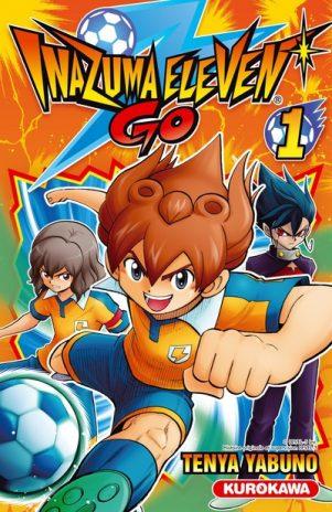 Inazuma Eleven - Go! T.01 | 9782351428382