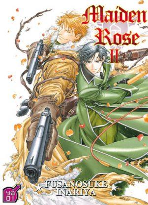 Maiden Rose T.02 | 9782351807538