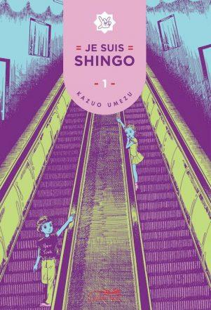 Je suis Shingo T.01   9782353480937