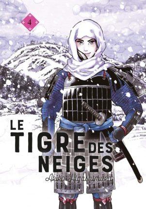 Tigre des neiges (Le) T.04 | 9782353481606