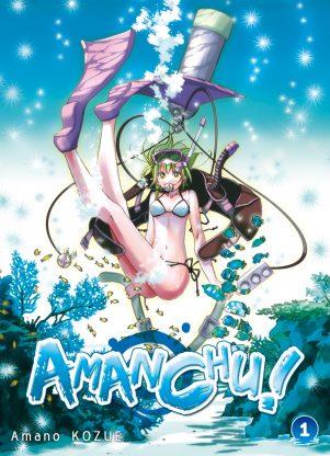 Amanchu ! T.01 | 9782355922459