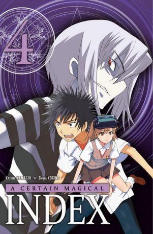 A Certain Magical Index T.04 | 9782355924590
