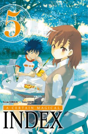 A Certain Magical Index T.05 | 9782355924798