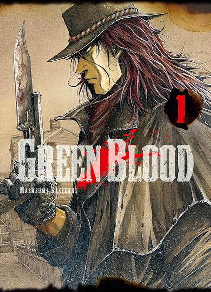 Green Blood T.01   9782355925498