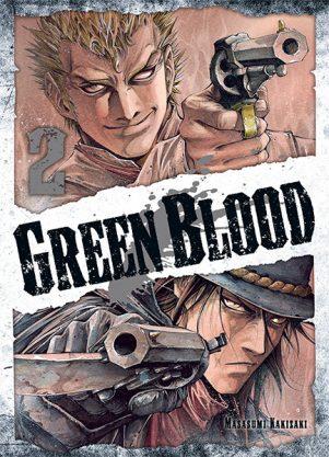 Green Blood T.02   9782355925832
