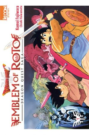 Dragon Quest - Emblem of Roto T.01 | 9782355926877