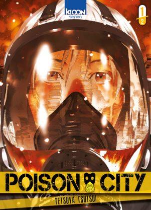 Poison City T.01 | 9782355927911