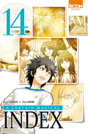 A Certain Magical Index T.14 | 9782355928062