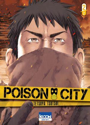 Poison City T.02 | 9782355928963