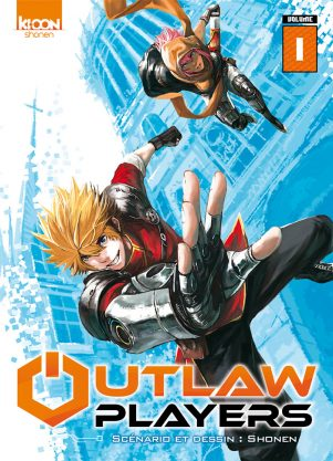 Outlaw Players T.01 | 9782355929717
