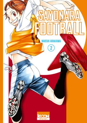 Sayonara Football T.02 | 9782355929748