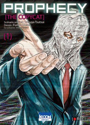 Prophecy - The Copycat T.01   9782355929878