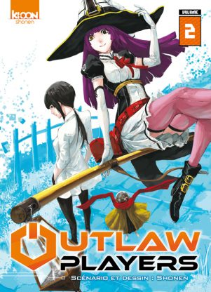 Outlaw Players T.02 | 9782355929908