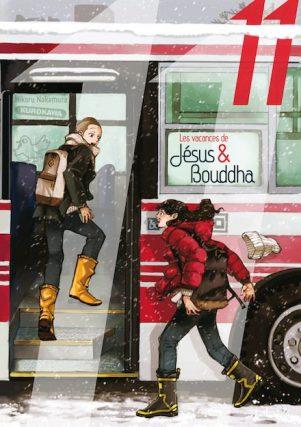 Vacances de Jesus et Bouddha (Les) T.11 | 9782368522165