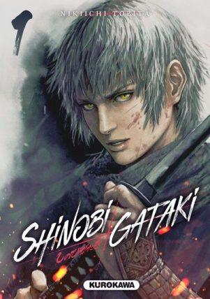 Shinobi Gataki    T.01   9782368526101