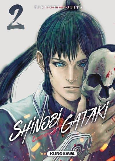 Shinobi Gataki   T.02 | 9782368526118