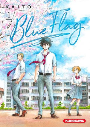 Blue Flag T.01 | 9782368526132