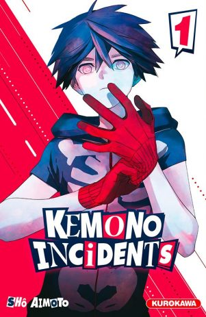 Kemono incidents T.01 | 9782368526675