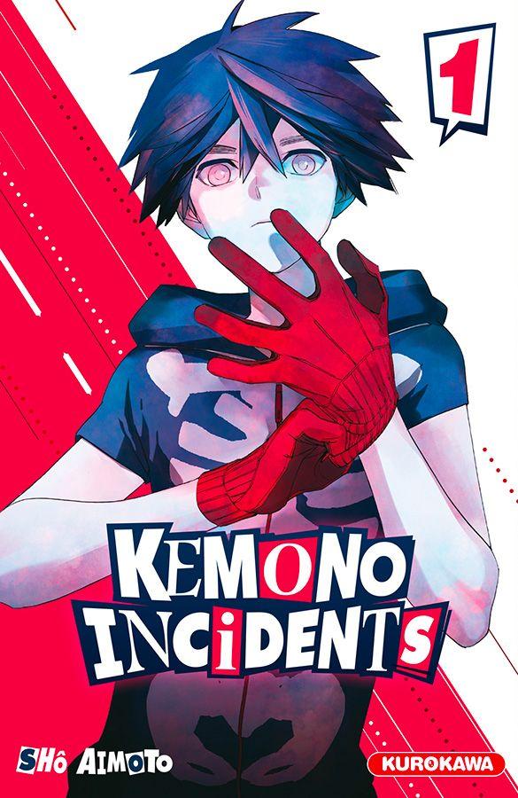 Kemono incidents T.01   9782368526675