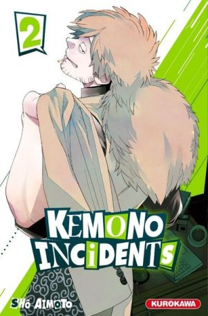 Kemono incidents T.02 | 9782368526682