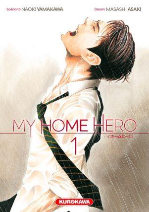 My Home Hero T.01 | 9782368526736