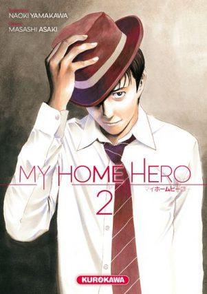 My Home Hero T.02 | 9782368527238