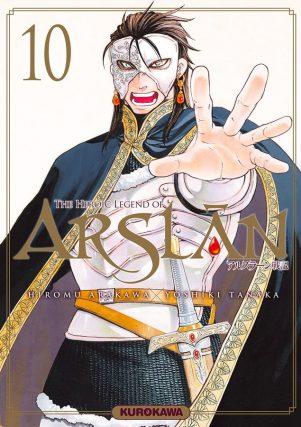 Heroic Legend of Arslan (The) T.10 | 9782368527320