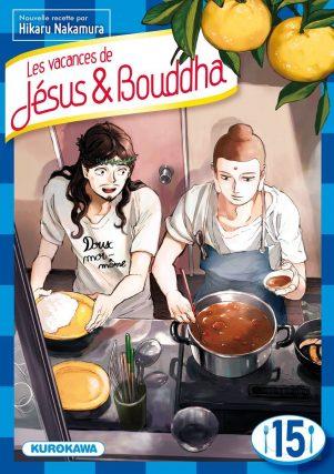 Vacances de Jesus et Bouddha (Les) T.15 | 9782368527375