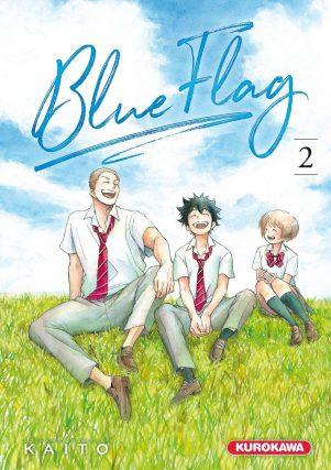 Blue Flag T.02 | 9782368527412