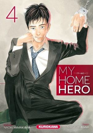 My Home Hero T.04 | 9782368527450