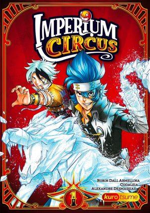 Imperium circus T.01 | 9782368527467