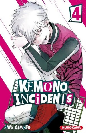 Kemono incidents T.04 | 9782368527511