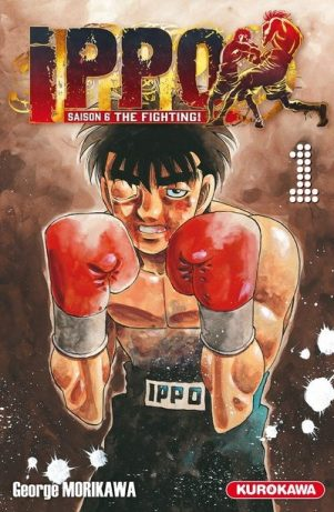 Ippo, Saison 6 : The Fighting! T.01 | 9782368527986