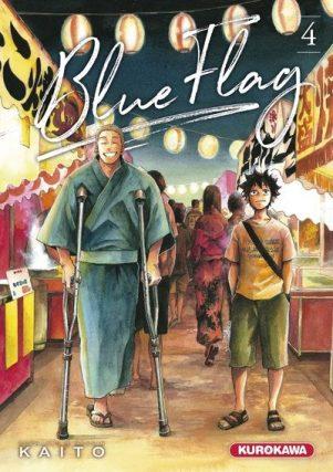 Blue Flag T.04 | 9782368528488