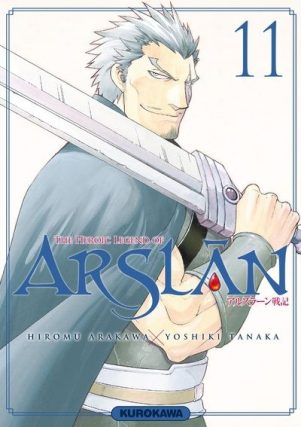 Heroic Legend of Arslan (The) T.11 | 9782368528679