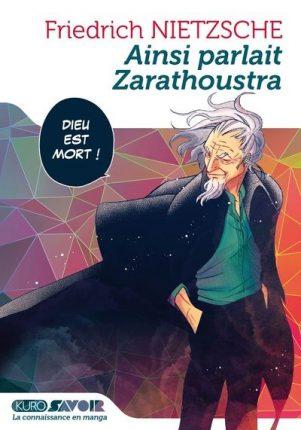 Kuro - Savoir  Ainsi Parlait Zarathoustra | 9782368528792