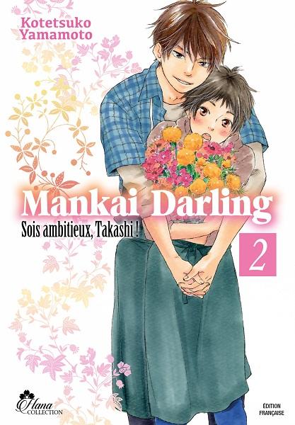 Mankai Darling T.02   9782368774557