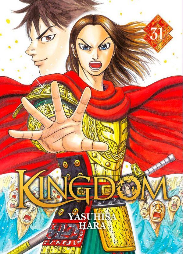 Kingdom T.31 | 9782368778357