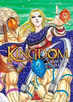 Kingdom T.33 | 9782368778371