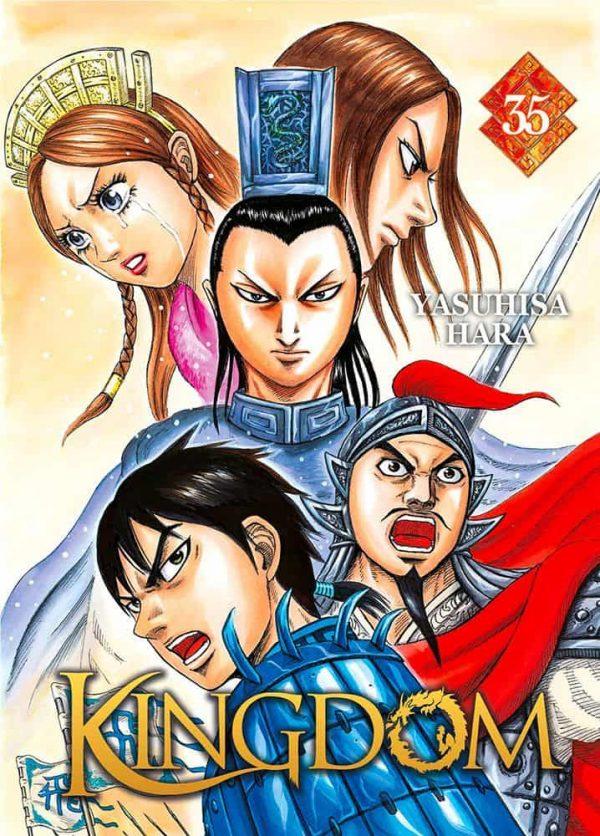 Kingdom  T.35 | 9782368778395