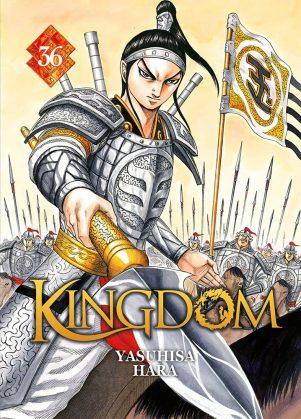 Kingdom  T.36 | 9782368778401