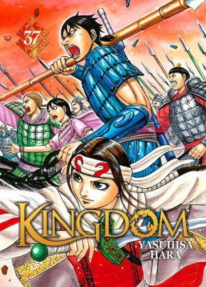 Kingdom  T.37 | 9782368778418