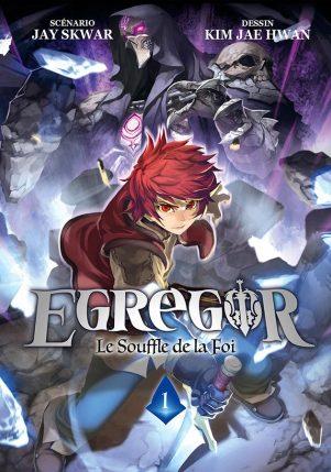 Egregor T.01 | 9782368778654