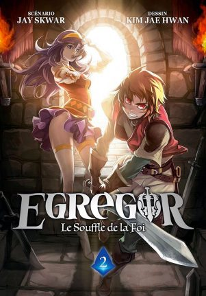 Egregor T.02 | 9782368778661