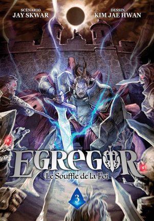 Egregor T.03 | 9782368778678