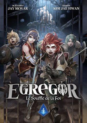 Egregor T.04 | 9782368778685