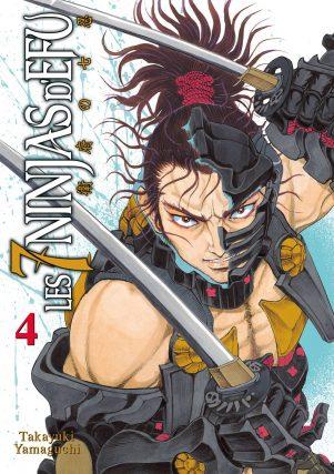 7 ninja d'efu (Les) T.04 | 9782368778968