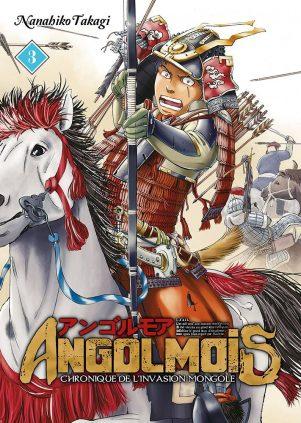 Angolmois T.03 | 9782368779026