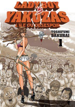 Ladyboy vs Yakuza T.01   9782369740469